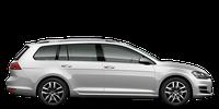 Volkswagen Nuova Golf Variant