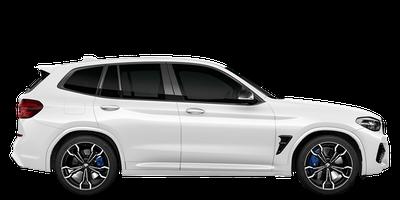 BMW Nuova X3 M
