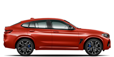 BMW Nuova X4 M