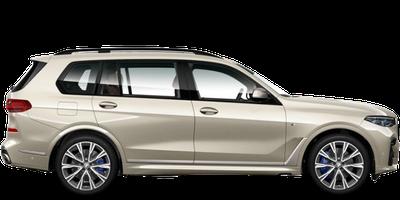 BMW Nuova X7