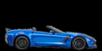 Corvette Z06 Cabrio