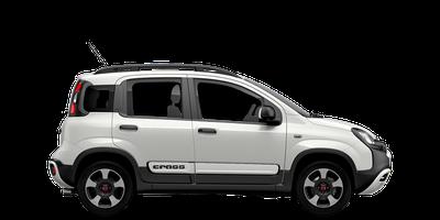 Cerco panda cross 4x4 diesel