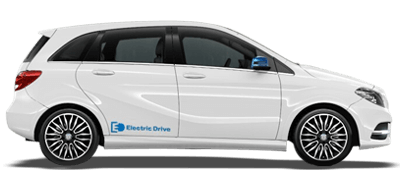 Mercedes-Benz Classe B Electric Drive