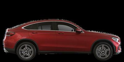 Mercedes-Benz Nuovo GLC Coupé