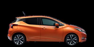 Nissan Nuova Micra