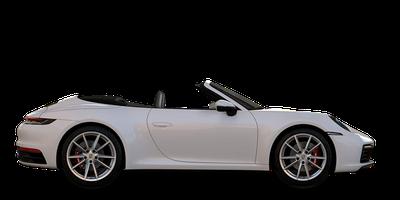 Nuova 911 Cabrio