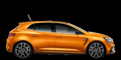 Nuova Mégane RS