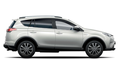 Auto Nuove Toyota RAV4 Hybrid elettrico 2.5 HV 197cv CVT Exclusive 4WD