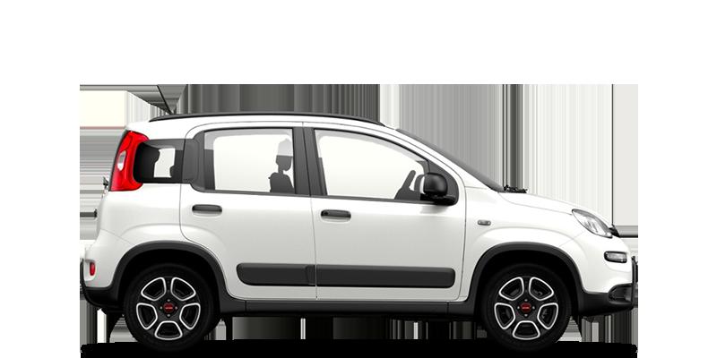 FIAT Panda 1.0 70cv S&S Hybrid 70CV 5P manuale