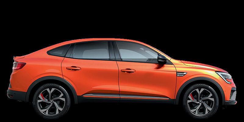 Renault Nuovo Arkana 1.3 TCE 103KW FAP INTENS EDC 140CV 5P automatico