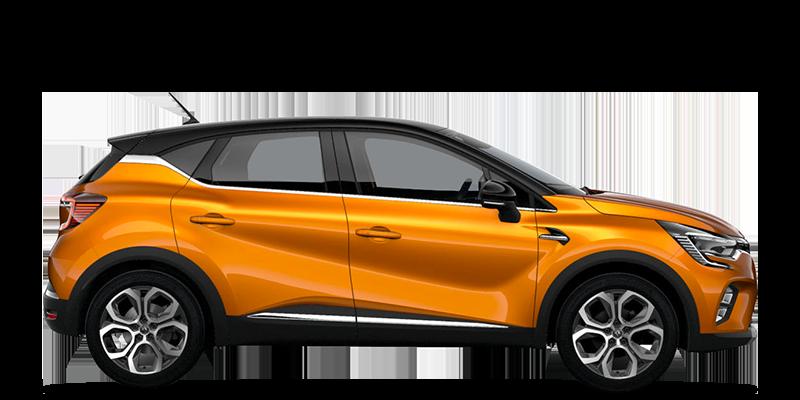 Renault Nuovo Captur 1.6 PHEV E-TECH 160cv INTENS 160CV 5P automatico