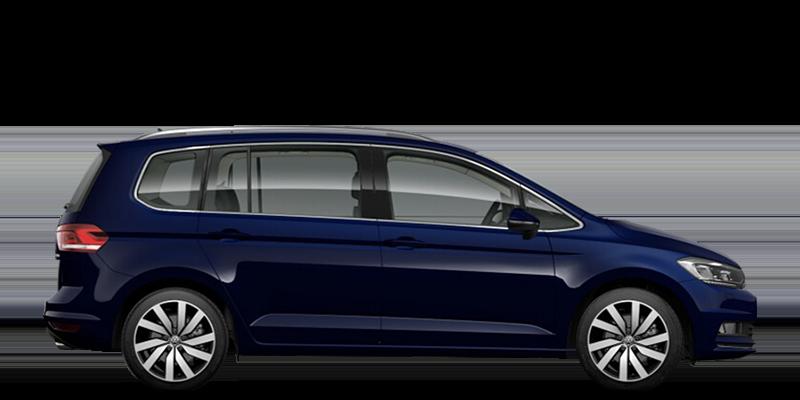 Volkswagen Touran 2.0 TDI SCR Business DSG 150CV 5