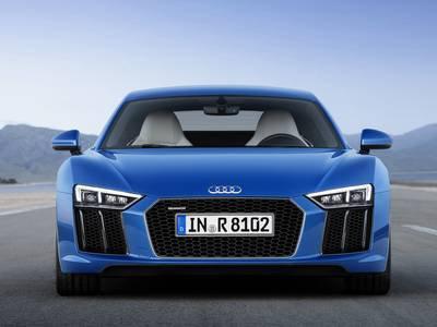 Audi R8 Coupè