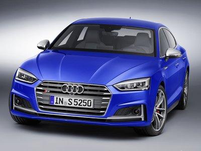 Audi All-new 2018 S5 Sportback