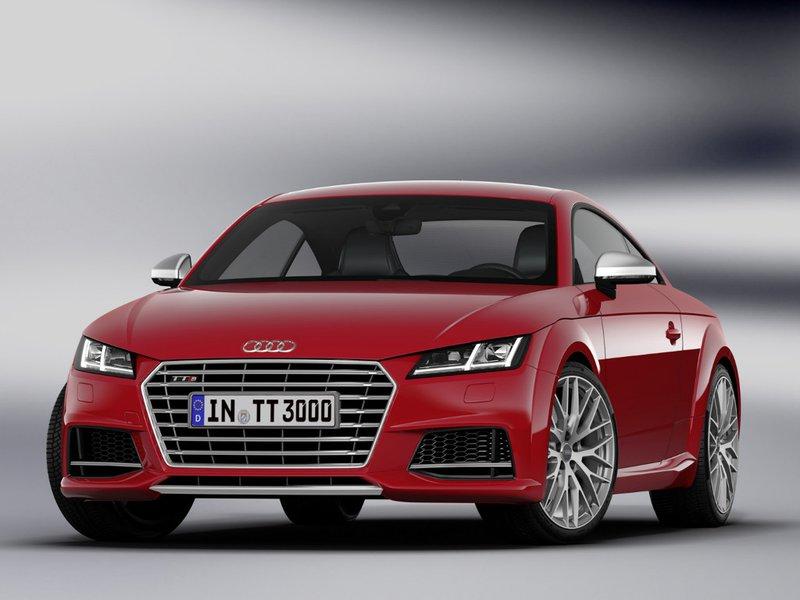 Audi TTS - Audi 2 door sports car