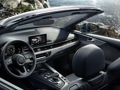 neuwagenkonfigurator audi a5 cabriolet und preisliste 2018. Black Bedroom Furniture Sets. Home Design Ideas