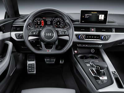 Audi S5 3.0 TFSI tiptronic quattro