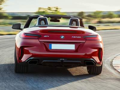 Bmw Z4 Sdrive30i 258ps Automatik Advantage