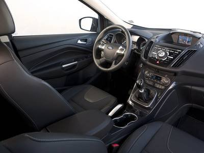 ford kuga 1 5 ecoboost 4x2 110kw cool connect. Black Bedroom Furniture Sets. Home Design Ideas
