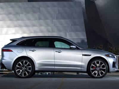 Jaguar F Pace 20d Awd Pure