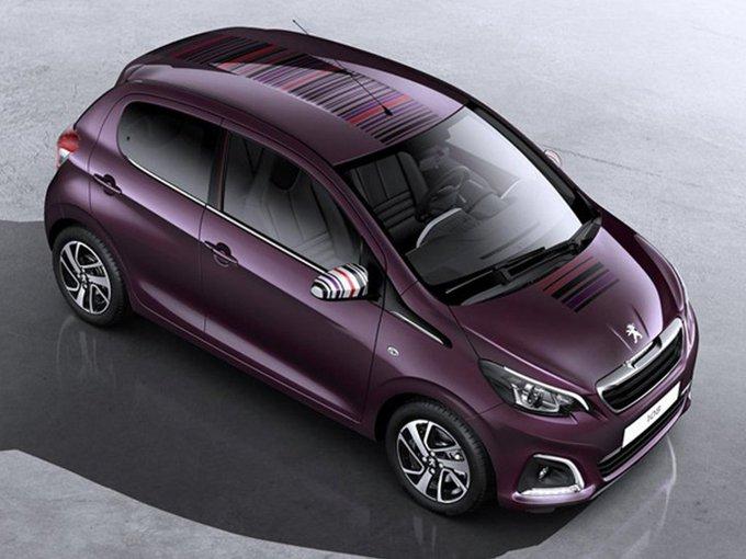 Peugeot 108 5-Türer Konfigurator und Preisliste 2020 | DriveK
