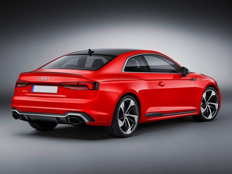 Audi Rs5 Coup 233 2 9 Tfsi Tiptronic Quattro