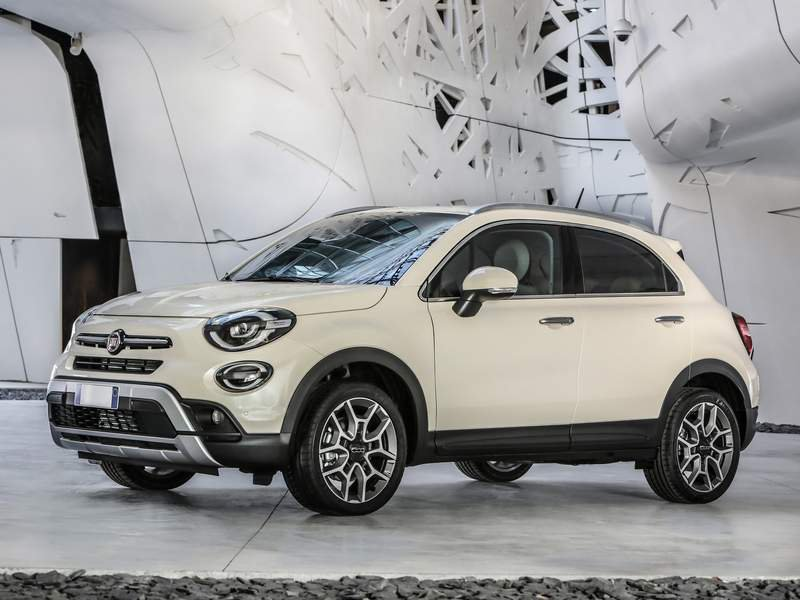 neuwagenkonfigurator fiat 500x cross und preisliste 2019. Black Bedroom Furniture Sets. Home Design Ideas