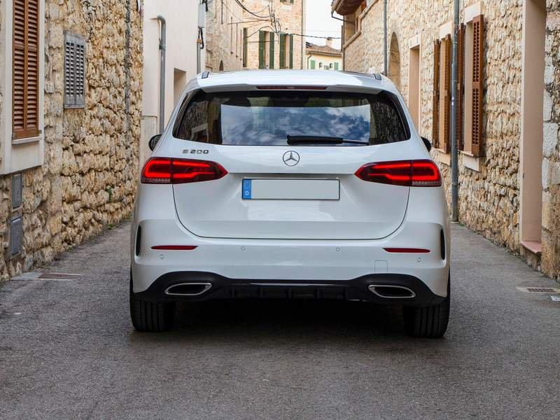 Neuwagenkonfigurator Mercedes-Benz Die neue B-Klasse und ...