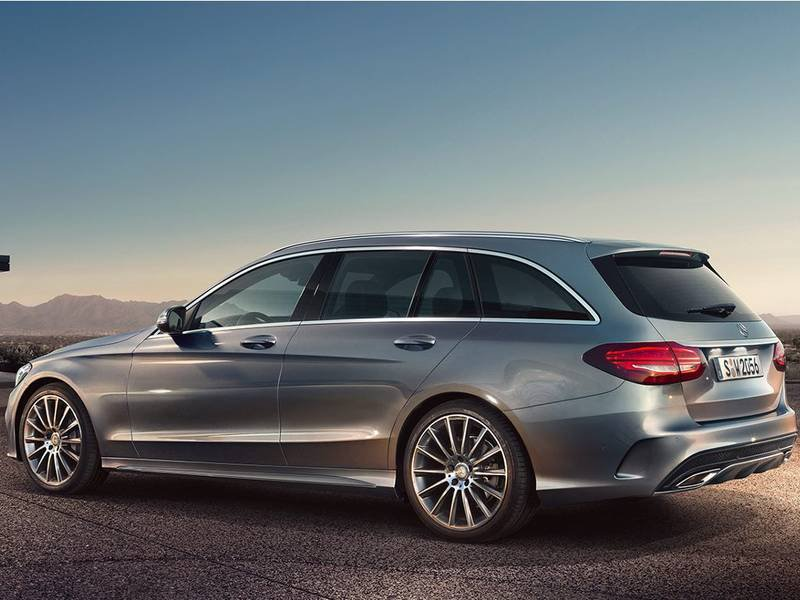 What Class Is A  Mercedes Station Wagon