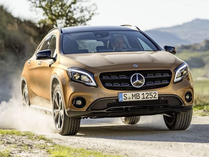 Neuwagenkonfigurator Mercedes Benz Gla Und Preisliste 2019