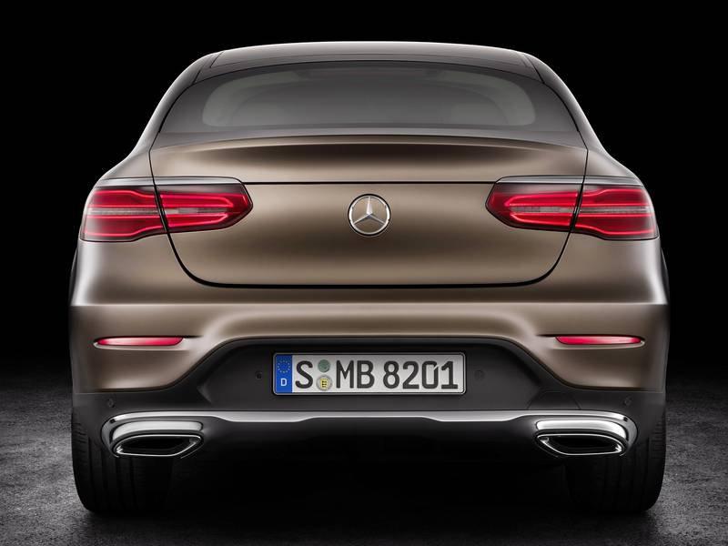 Neuwagenkonfigurator Mercedes Benz Glc Coup 232 Und