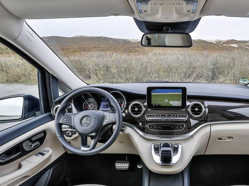 Neuwagenkonfigurator Mercedes Benz V Klasse 4 T 252 Rer Und