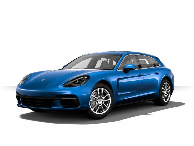 Neuwagenkonfigurator porsche panamera sport turismo und preisliste 2019 - Porsche panamera 5 portes ...