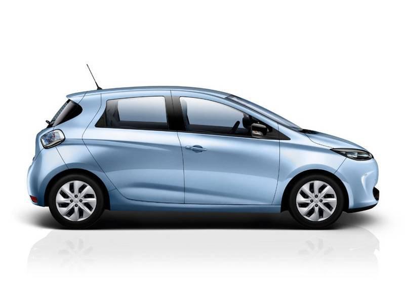 Renault Zoe Ausstattungsvarianten