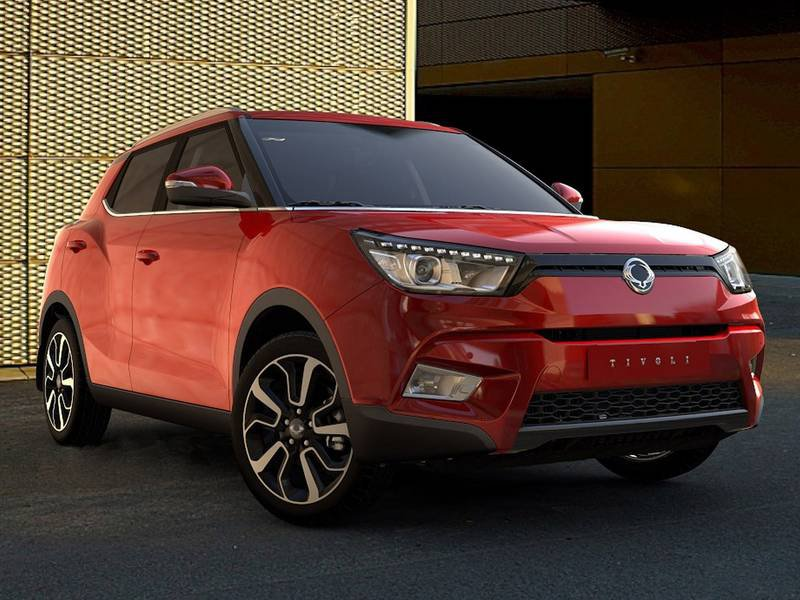neuwagenkonfigurator ssangyong tivoli und preisliste 2017. Black Bedroom Furniture Sets. Home Design Ideas