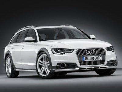 Configurador Del Nuevo Audi A6 Allroad Y Lista De Precios 2017