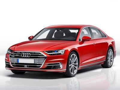 Audi Nuevo A8