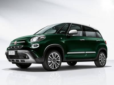 Fiat Nuevo 500L Cross