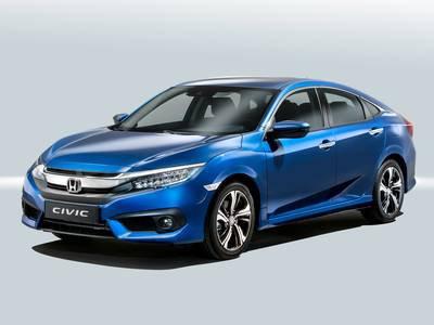 Honda Civic Sedán