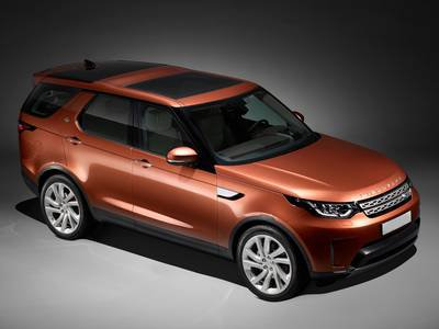 Land Rover Nuevo Discovery