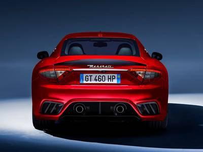 Configurador Del Nuevo Maserati Granturismo Y Lista De