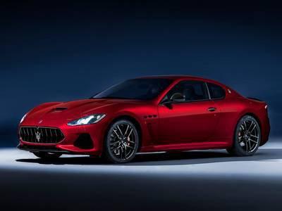 Maserati Nuevo GranTurismo