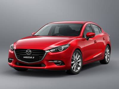 Mazda Mazda3 SportSedan