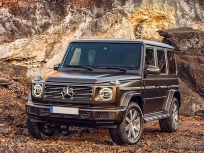 Mercedes-Benz Nuevo Clase G