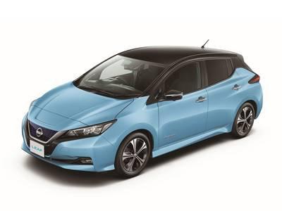 Nissan Nuevo Leaf