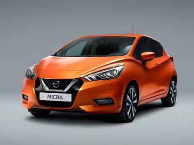 Nissan Nuevo Micra