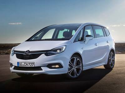 Opel Nuevo Zafira
