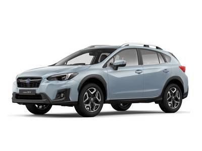 Subaru Nuevo XV