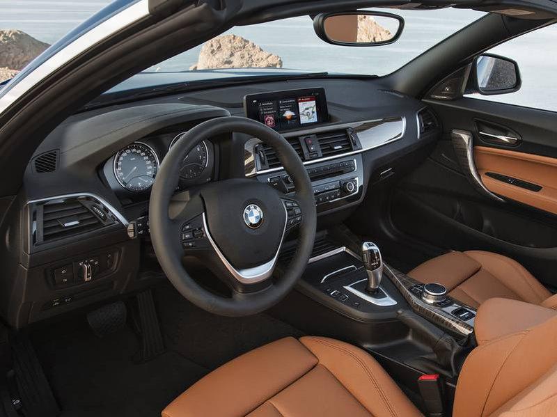 Configurador del nuevo BMW Serie 2 Cabrio y lista de ...