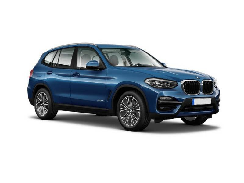 configurador del nuevo bmw nuevo x3 y lista de precios 2018. Black Bedroom Furniture Sets. Home Design Ideas
